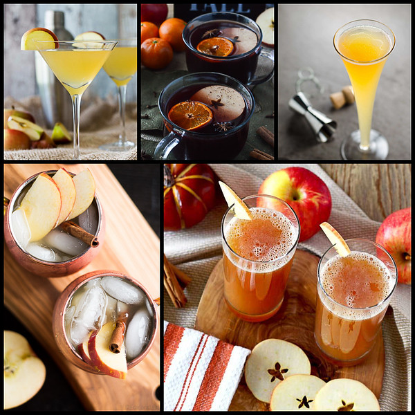 15 Apple Cocktails That You Must Make This Fall