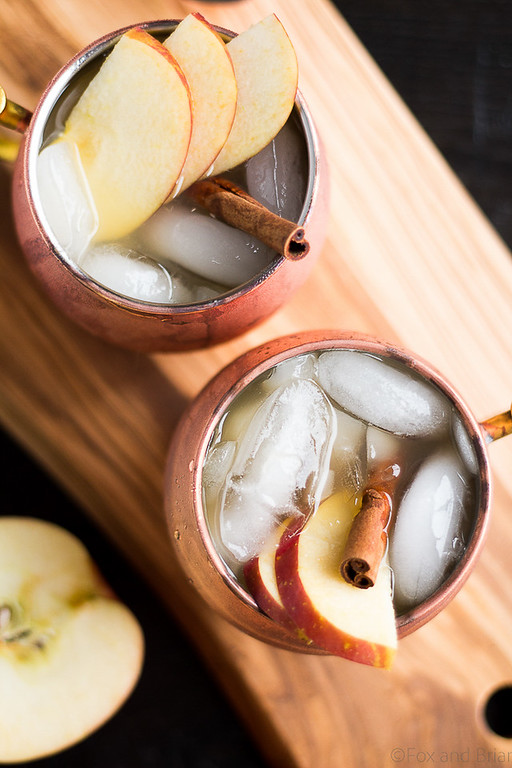 Apple Cider Irish Mule