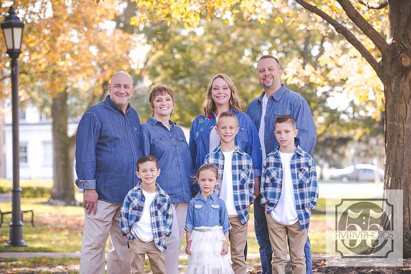 Tranter Family