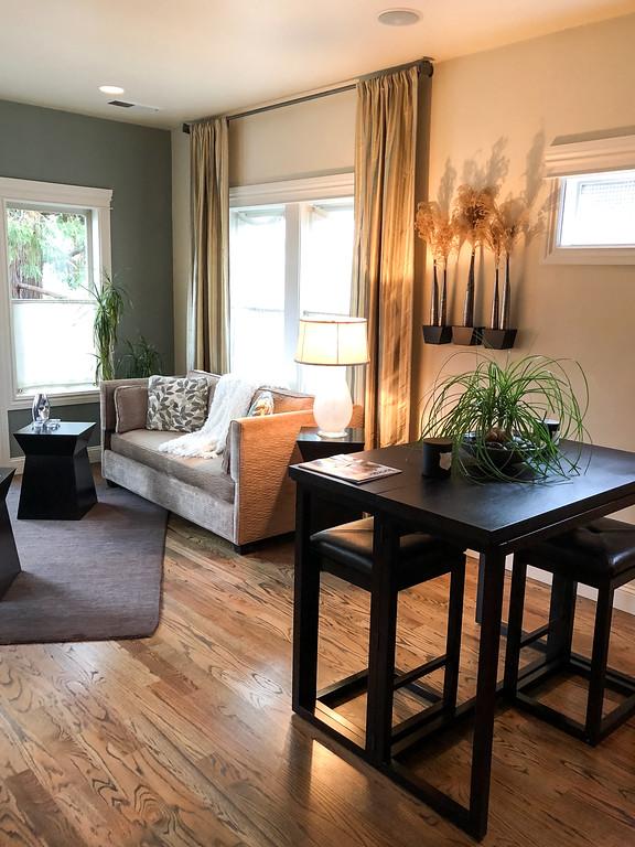 Luna Vista suite at Elan Guest Suites