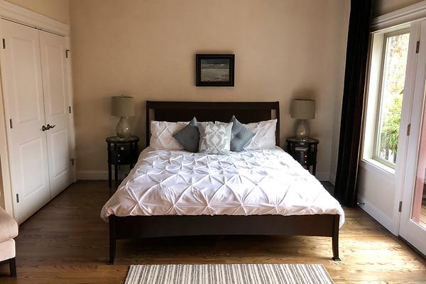 Bedroom at Elan Guest Suites