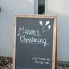 0596 - Mason's Christening - 020220