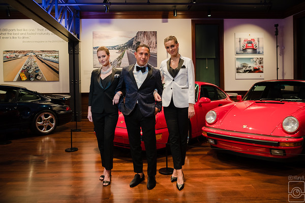 Aldo's House of Formals, Gents Event, Audrain Auto Museum Newport RI