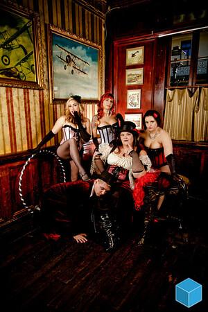 Angels And Vixens Burlesque Revue