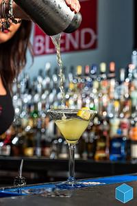 BLEND Lounge - Bottoms Up