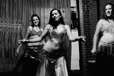 Belly Dance Beach Party at All Asia Bar (08/23/2008)