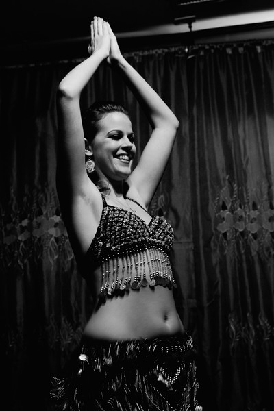 Belly Dance Beach Party at All Asia Bar (August 2008)