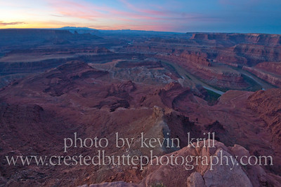 From Dead Horse Point