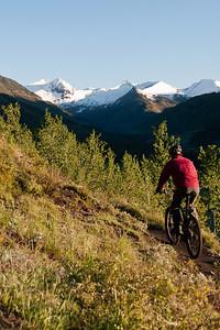 Lower Loop trails