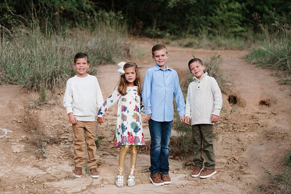 Cervi Family Photos 20181007