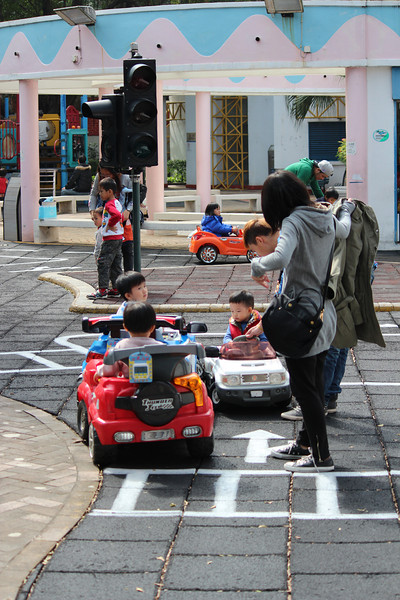 Cool Park with Electric Car Hire, Macau