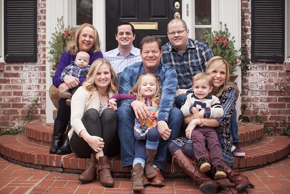 David Family Christmas Eve 20141224