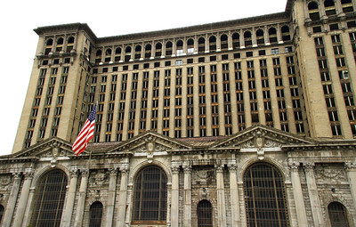 Michigan Central Station