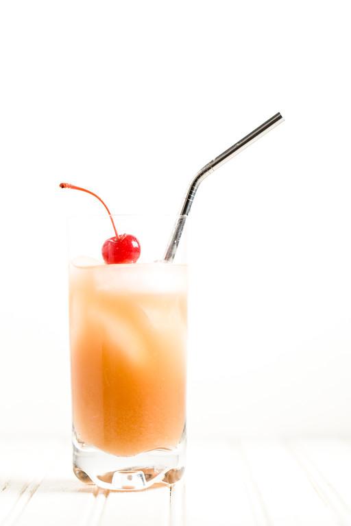 the classic Mai Tai - a delicious rum cocktail