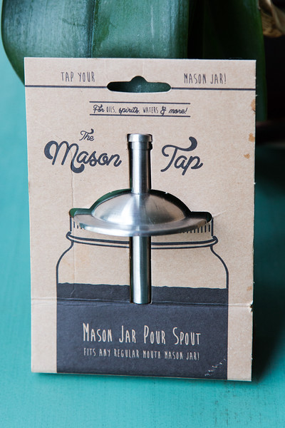 Mason Tap for canning jars