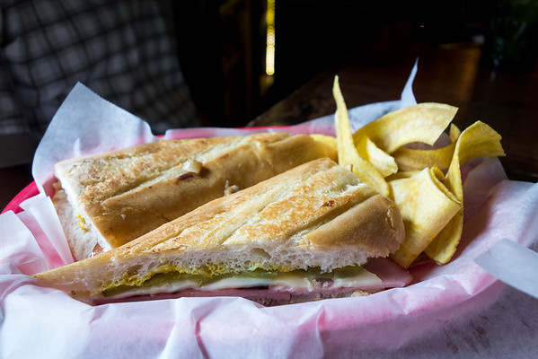 Cuban sandwich from embargo 62