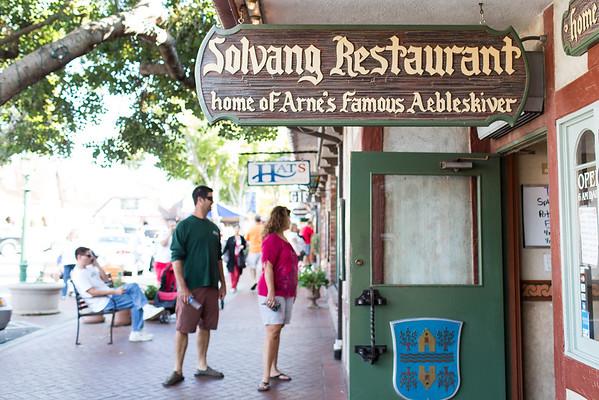 The Solvang Restaurant