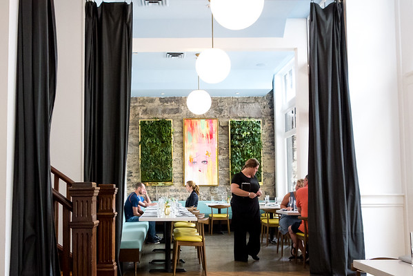 Terra Mae restaurant in downtown Chattanooga