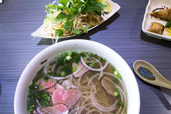 Rare beef noodle | Noodle & Pho Hixson TN