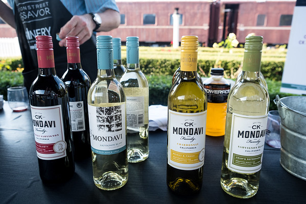 Mondavi Wine at Station Street Sip & Savor