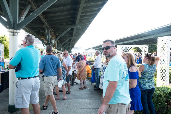 Station Street Sip & Savor at the Chattanooga Choo Choo