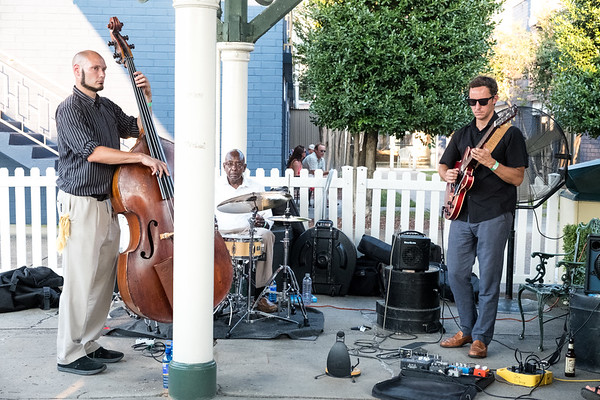 Ben Friberg Trio at Station Street Sip & Savor in Chattanooga TN