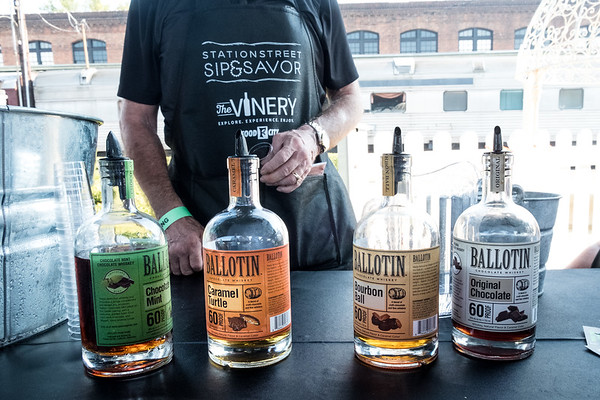 Ballotin Whiskey at Station Street Sip & Savor