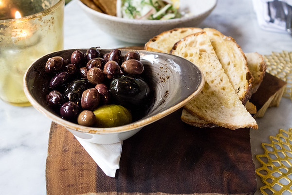 Marinated Olives Easy Bistro Bar & Grill Chattanooga TN