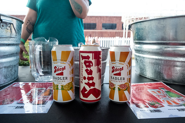Stiegl at Station Street Sip & Savor in Chattanooga TN