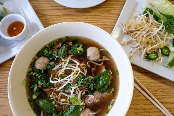 Beef Pho from Thai Esan