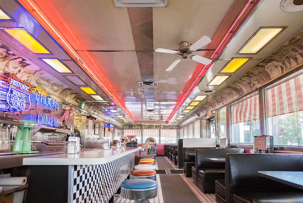 . Annabelle\'s Diner in Mentor is known for its 1950s vibe.  (Carrie Garland -  The News-Herald)