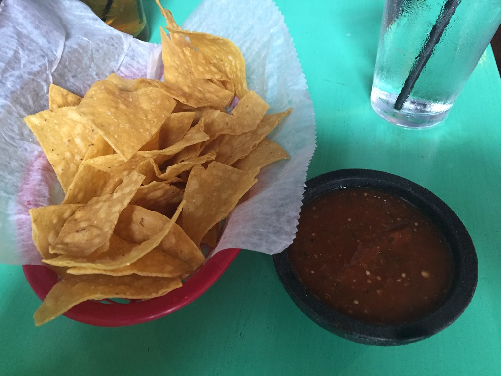 . Mark Meszoros -- The News-Herald Chips and a tasty salsa come complimentary at Barrio.