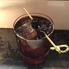 Mark Meszoros -- The News-Herald<br /> The Black Flag, an original cocktail at Hook & Hoof, is dark, mysterious and a little chocolaty.