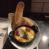 Mark Meszoros -- The News-Herald<br /> The Lamb Belly Meatballs appetizer at Hook & Hoof is a fairly filling treat, thanks in part to big baguettes served with the dish.
