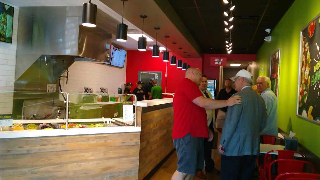 . Pita Pit is now open in Mentor at 7519 Mentor Ave. (Betsy Scott - The News-Herald)