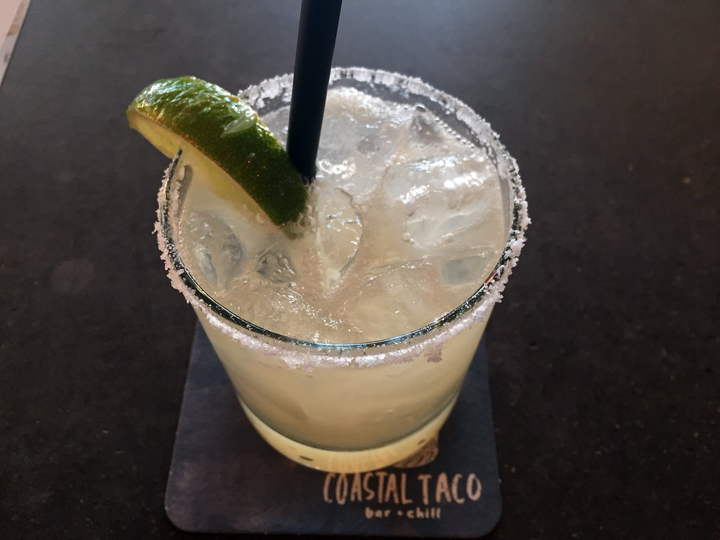 . Mark Meszoros -- The News-Herald The refreshing Coastal Margarita at Coastal Taco.
