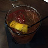 Mark Meszoros -- The News-Herald<br /> Sarita's Blood Orange Old Fashioned is a fun spin on a traditional cocktail.