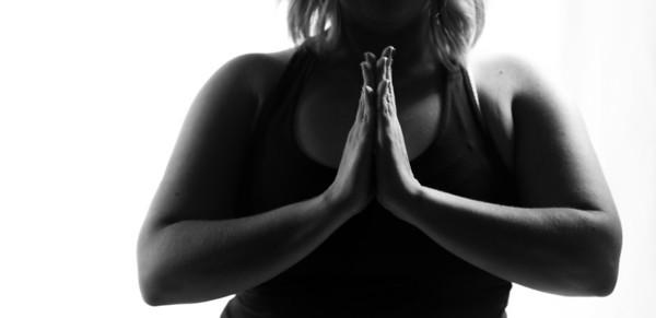 Studio Yoga Portrait