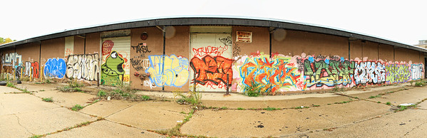 Detroit Graffiti - 2013
