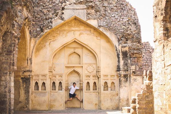 India '16 - Andrew