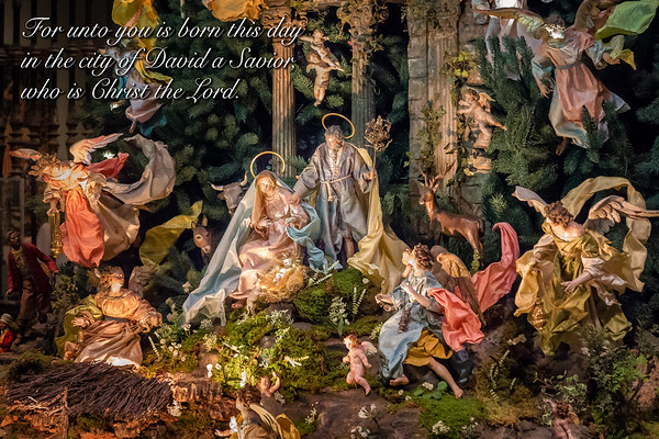 For Unto You Is Born This Day