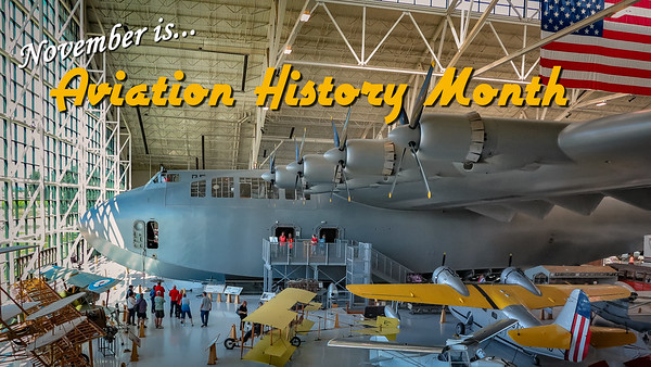 Aviation History Month