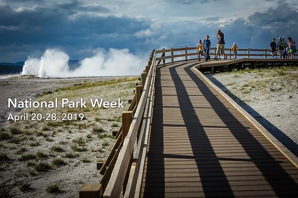 Geyser Basin Boardwalk