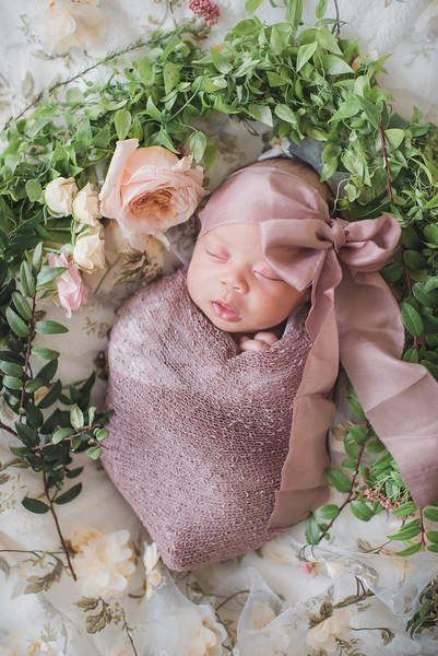 Little Kamryn // Newborn