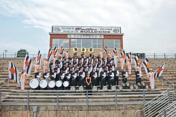2009 Butler Band Pics