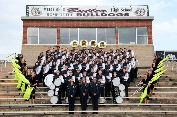 2010 Butler Band