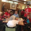 Target volunteers at Breckenridge Village in Willoughby