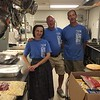 K-J Fasteners serves lunch at The Salvation Army