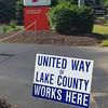 Lakeland Community College volunteers at YMCA in Madison