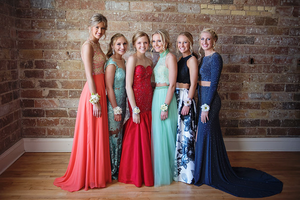 Oak Grove Prom 2016